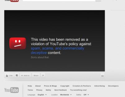 Youtube Milhares De Vídeos Portugueses Vão Ser Removidos Do Youtube