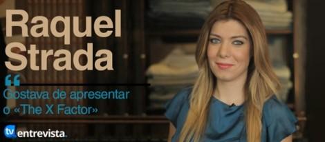Artigo A Entrevista - Raquel Strada