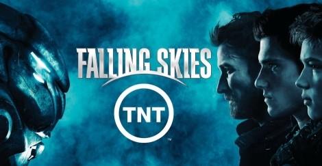 Falling Skies Tnt Renova «Falling Skies» Para A Quarta Temporada