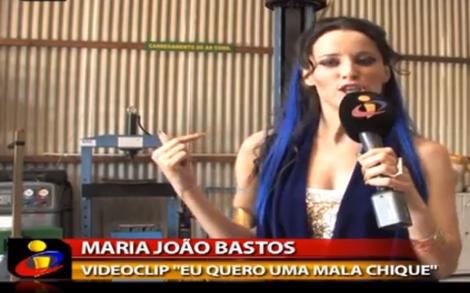 Liliane Veja Aqui O «Making Of» Do Novo Videoclip De «Liliane Marise»