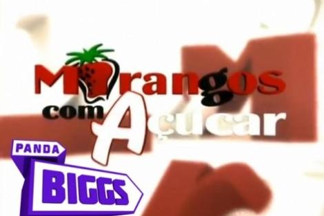 Morangos Com Acucar Panda Biggs Logo Biggs Estreia Segunda Temporada De ‹‹Morangos Com Açúcar››