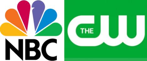 nbc logo NBC e CW renovam as suas séries