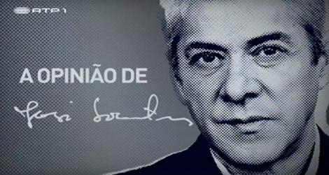 Opiniao Jose Socrates «A Opinião De José Sócrates» Sofre Renovação Em Setembro