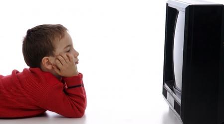 televisão crianças