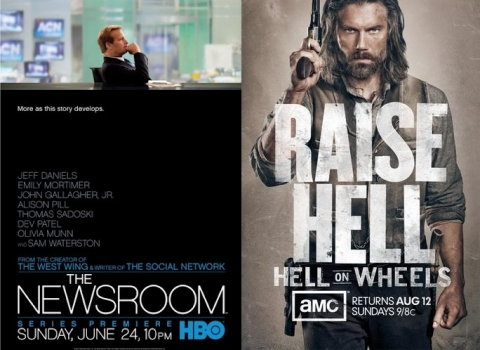 the newsroom hell on wheels