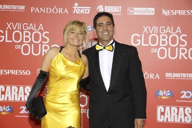 Esta foi uma das últimas aparições de Eva Mandl e José Figueiras