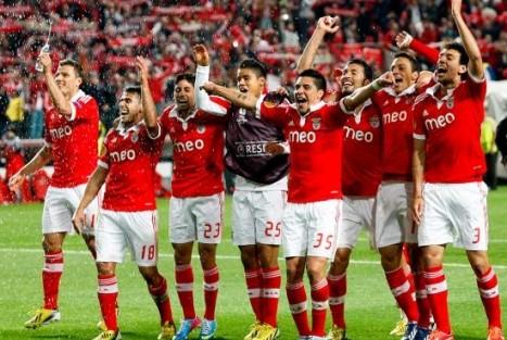 Benfica Vitória Do Benfica Seguida Por Mais De Dois Milhões E 800 Mil Espectadores
