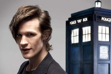 Doctor Whos Matt Smith Bbc Renova «Doctor Who» Para Oitava Temporada