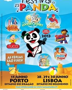 Final Festival Panda 2013 Festival Panda Cria Sessão Extra No Porto