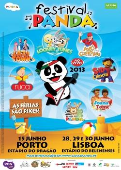 FINAL FESTIVAL PANDA 2013