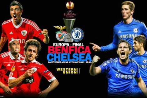 Benfica Vs Chelsea Fc Europa League Final 2013 Liga Europa: Benfica X Chelsea Em Alta Definição Na Sport Tv