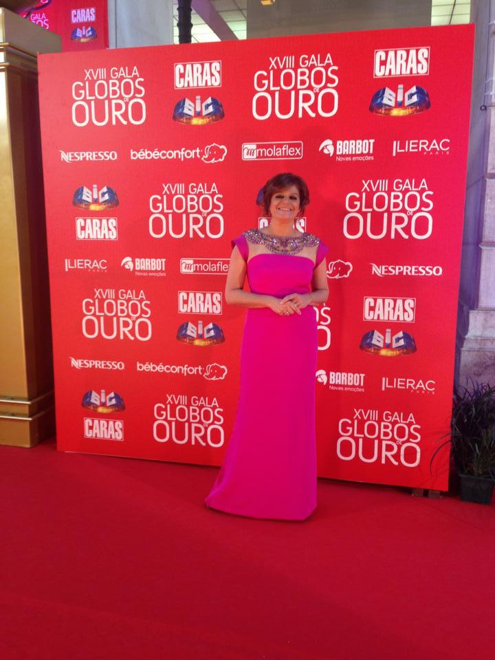 Júlia Pinheiro, apresentadora.