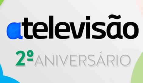 2Aniversario Slideshow A Televisão | 2 Anos Convosco