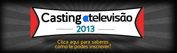 Casting 2013 - inscrições