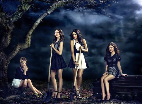 Pll Season 4 Estreia Da Quarta Temporada De «Pretty Little Liars» Lidera Noite Na Cabo