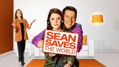 Sean saves the world Reunião de «Smash» em nova série da NBC