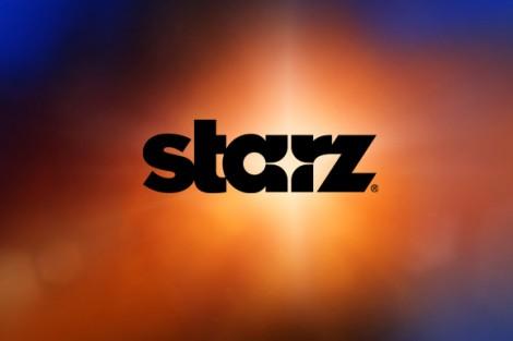 Starz Channel Logo «Blunt Talk» Cancelada Pela Starz