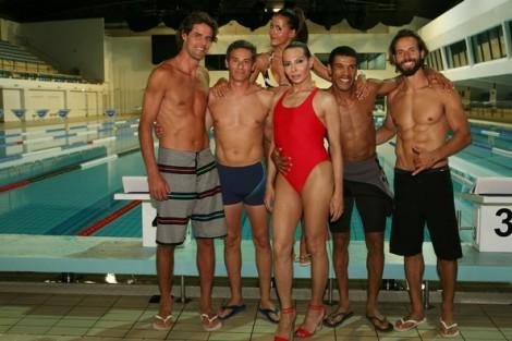 Concorrentes Splash Conheça As Duplas Improváveis De «Splash! Celebridades»