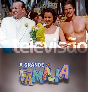 Dona Flor Grande Família Canal Globo Estreia Duas Séries Amanhã