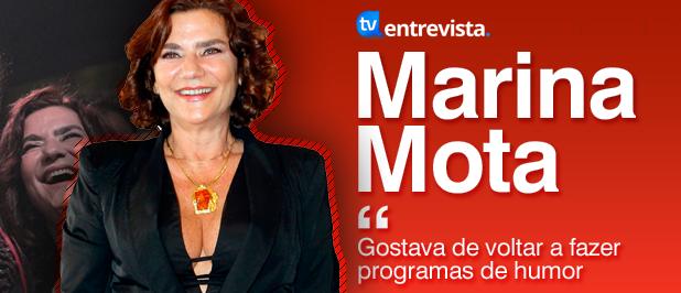 notícia Marina Mota