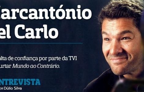 20130714 103029 A Entrevista - Marcantónio Del Carlo
