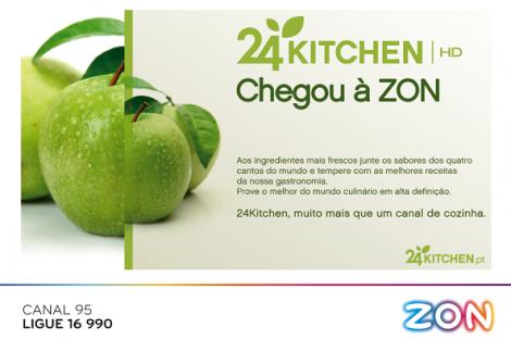 24 Kitchen Zon 24 Kitchen Chega À Zon