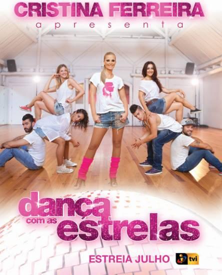 Dança com as estrelas Cristina ferreira