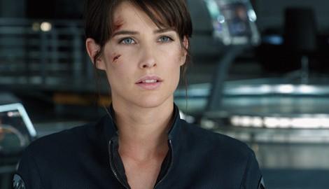 Colbie Smulders Shield Cobie Smulders Voltará A Interpretar A «Agente Maria Hill» Em «Agents Of S.h.i.e.l.d.»