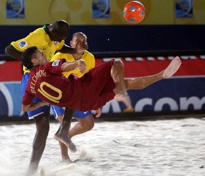 Mundialito Futebol de Praia