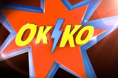 OK KO «OK KO» estreia atrás da concorrência