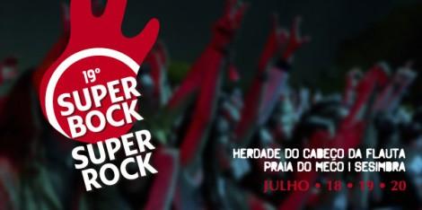 Super Bock Super Rock 2013 Sic Radical É A Estação Oficial Do «Super Bock Super Rock»