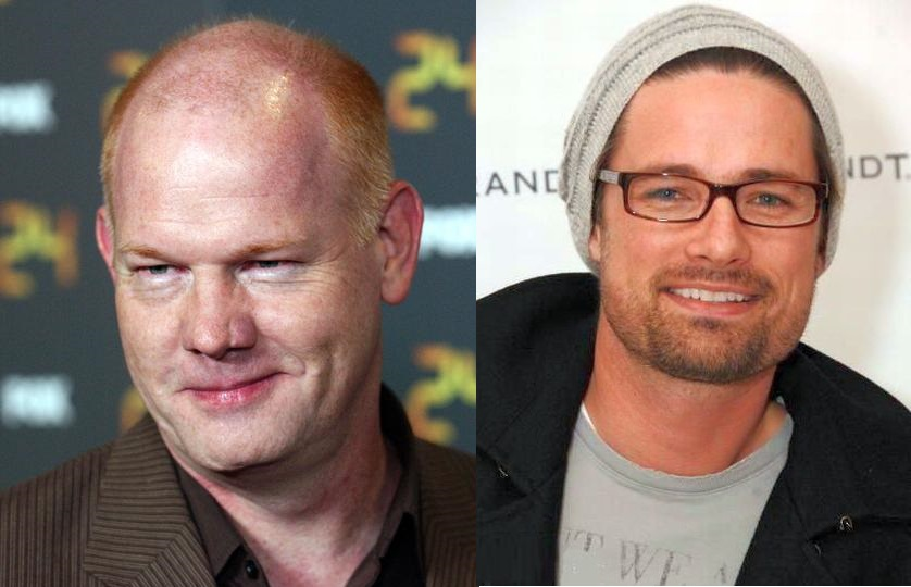Warren Christie Glenn Morshower