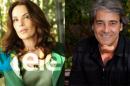 alexandre borges e carolina ferraz Carolina Ferraz regressa às novelas