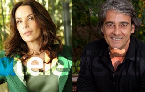 Alexandre Borges E Carolina Ferraz De «Avenida Brasil» Para Nova Novela Das Sete