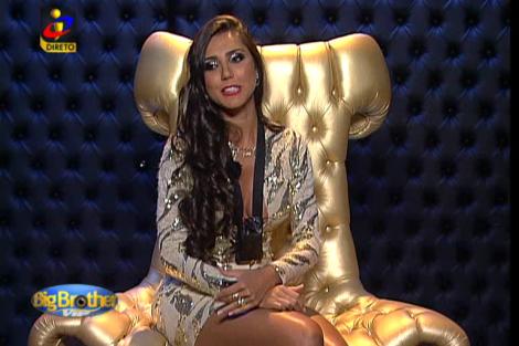 Kelly Kelly Baron Faz Um Balanço Positivo Da Sua Participação Em «Big Brother Vip»