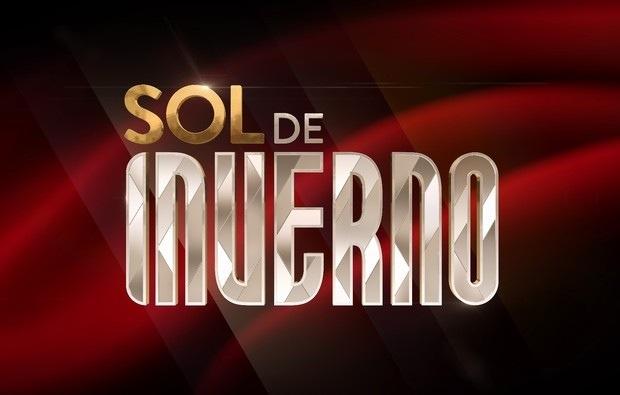 Sol de inverno logotipo
