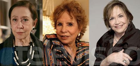 Fernanda Montenegro Daisy Lúcidi E Nathalia Timberg Gilberto Braga Quer Trio De Veteranas Em Próxima Novela