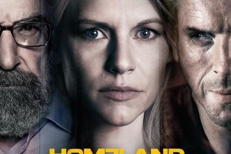 Homeland Poster S3 Quarta Temporada De «Homeland» Sofre Duas Baixas No Elenco Regular