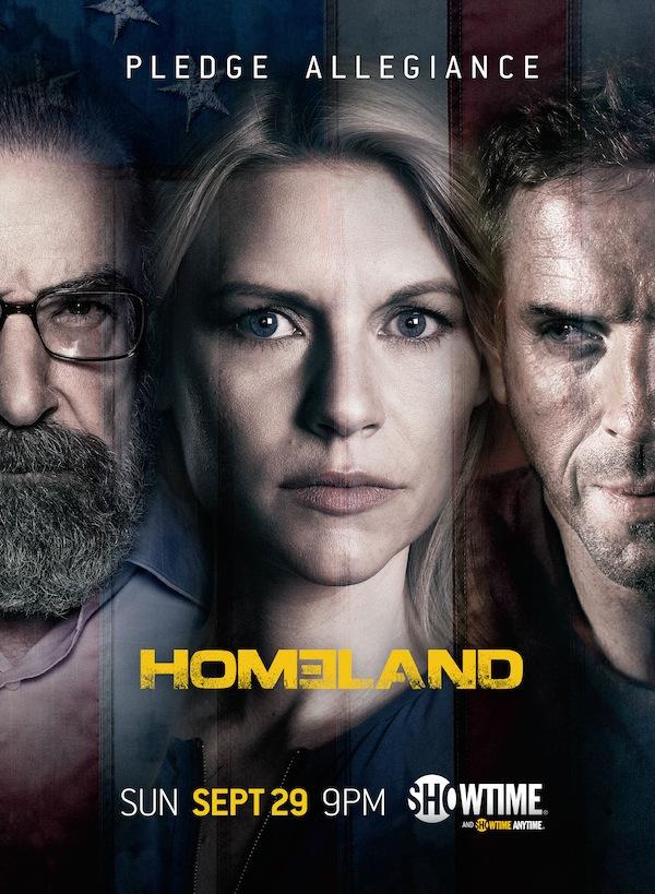 Homeland poster s3