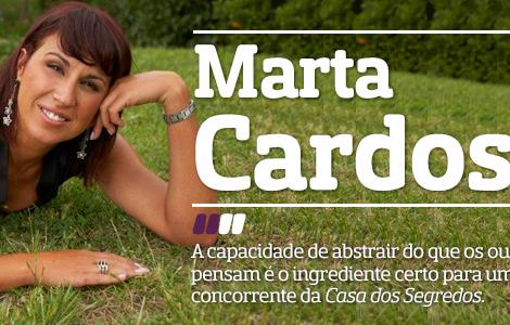 Martacardosodestaque A Entrevista Relâmpago - Marta Cardoso