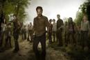 The Walking Dead Na Fox 1024X758 «The Walking Dead» Destrona «Csi» Como A Série Mais Vista Do Mês
