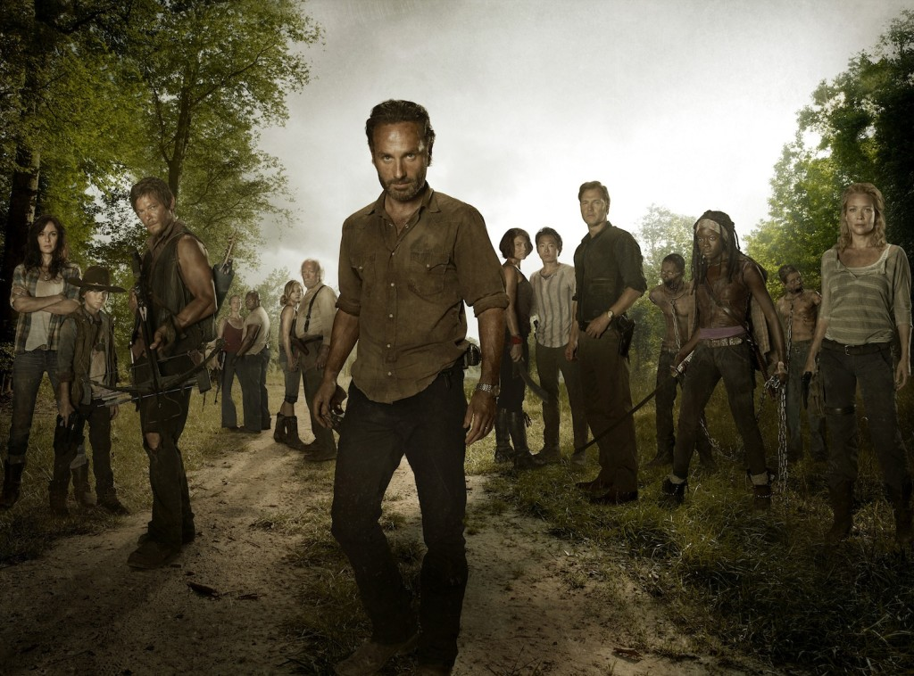 The Walking Dead (Foto: AMC)