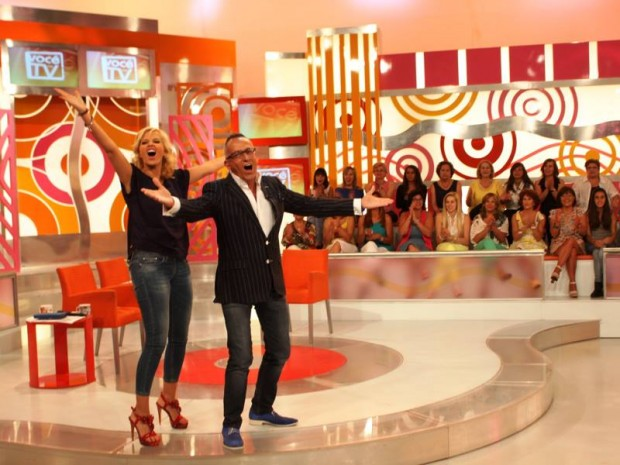Cristina Ferreira Manuel Luis Goucha Voce Na Tv