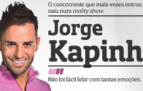 Destaque Kapinha A Entrevista - Jorge Kapinha