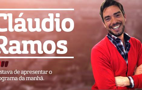 Destaquecláudio Ramos A Entrevista - Cláudio Ramos
