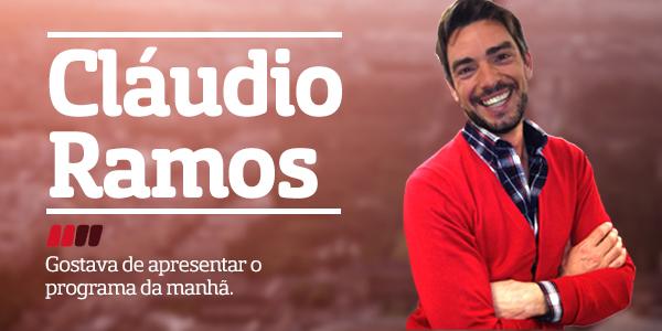 destaqueCláudio Ramos