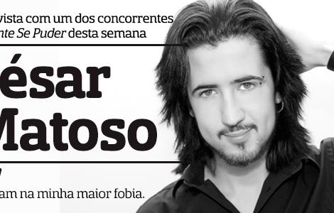Destaque Cesarmatoso A Entrevista - César Matoso