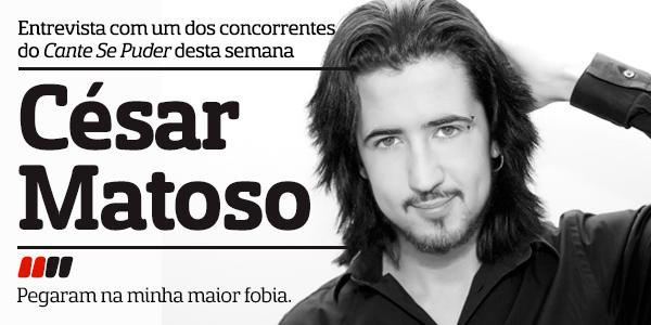 A Entrevista Cesar Matoso