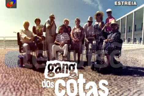 Gang Dos Cotas «Gang Dos Cotas» Estreia Abaixo De «Ok Ko»