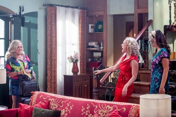 Teresa Guilherme é uma das convidadas especiais de Giras e Falidas